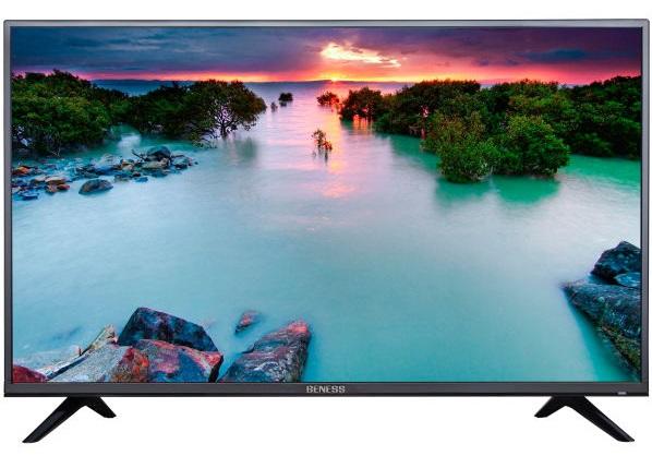 تلویزیون ال ای دی بنس مدل BS-4380-FB سایز 43 اینچ
