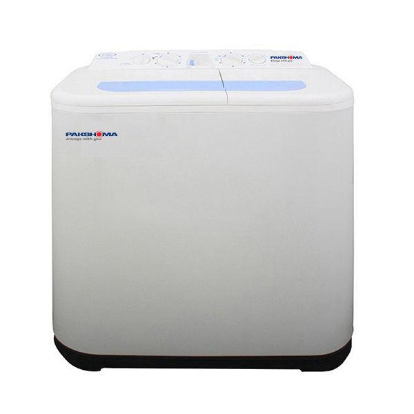ماشین لباسشویی پاکشوما مدل PWT-8543 ظرفیت 8.5 کیلوگرم