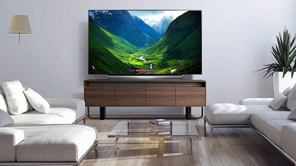 تلویزیون ال ای دی هوشمند ال جی